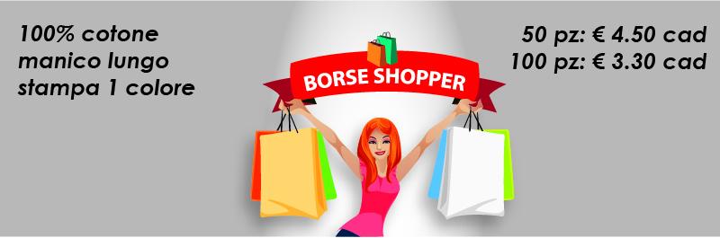 Shopper in offerta
